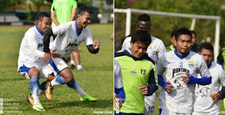 Bojan Malisic dan Victor Igbonego Tidak Hadir di Latihan Perdana Persib 2018