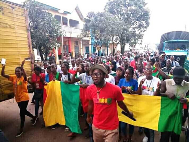 Guinée: Kindia, la fête nationale célébrée avec faste