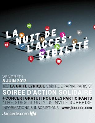 Association J'accède pour une meilleure accessibilité pour les PMRs en France