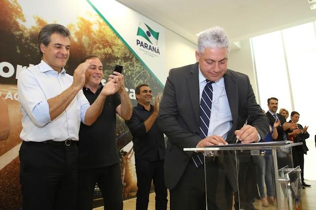 Paraná passa a contar com lei estadual de incentivo ao esporte