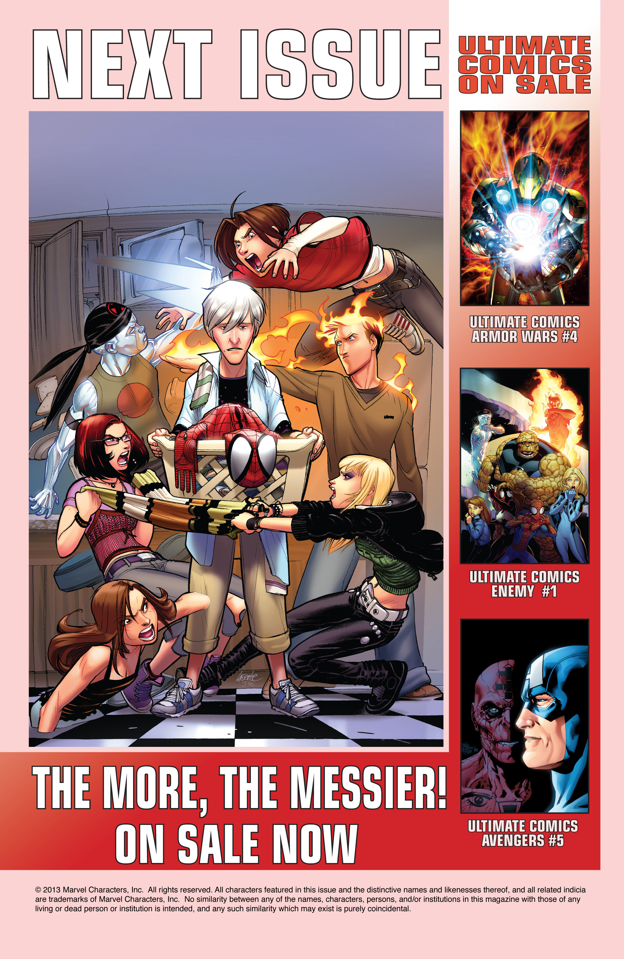 Read online Ultimate Spider-Man (2009) comic -  Issue #6 - 23