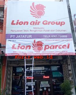 Alamat Agen Lion Parcel Di Denpasar