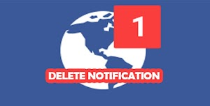 How To Delete Notifications in Facebook Step by Step