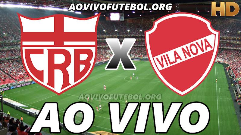 Assistir CRB vs Vila Nova Ao Vivo HD
