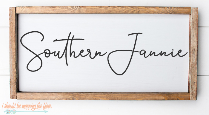 Southern Jannie