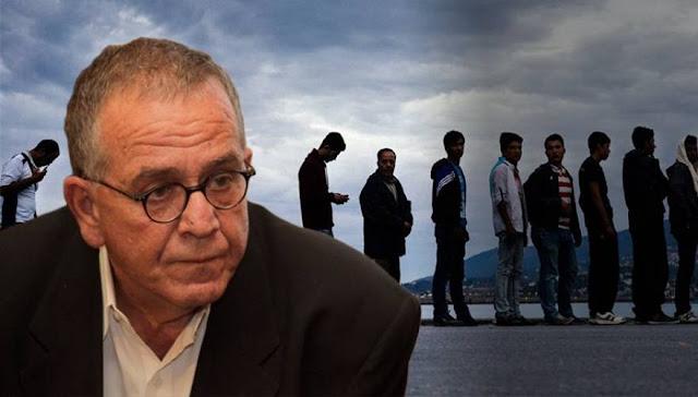 Ομολογία Γ.Μουζάλα: «Οι μετανάστες στα νησιά ήρθαν για να μείνουν»
