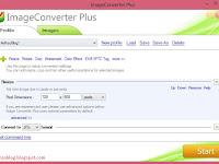 Download ImageConverter Plus Full Version software untuk kompres gambar