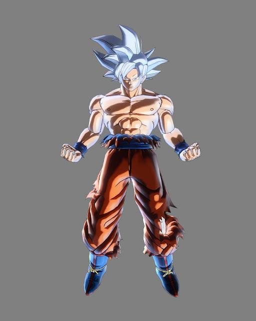 Migatte no Gokui (Ultra Instinct) la nueva transformación de Son Goku