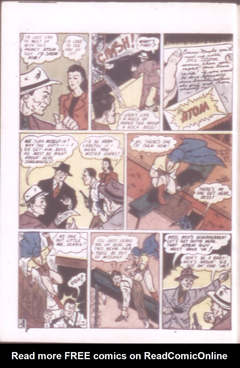 Read online All-American Comics (1939) comic -  Issue #25 - 16