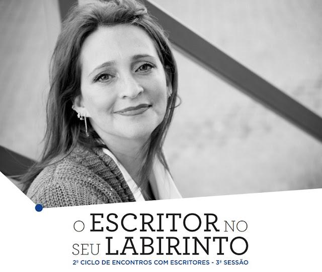 """No """"labirinto"""" de Ana Margarida de Carvalho"""
