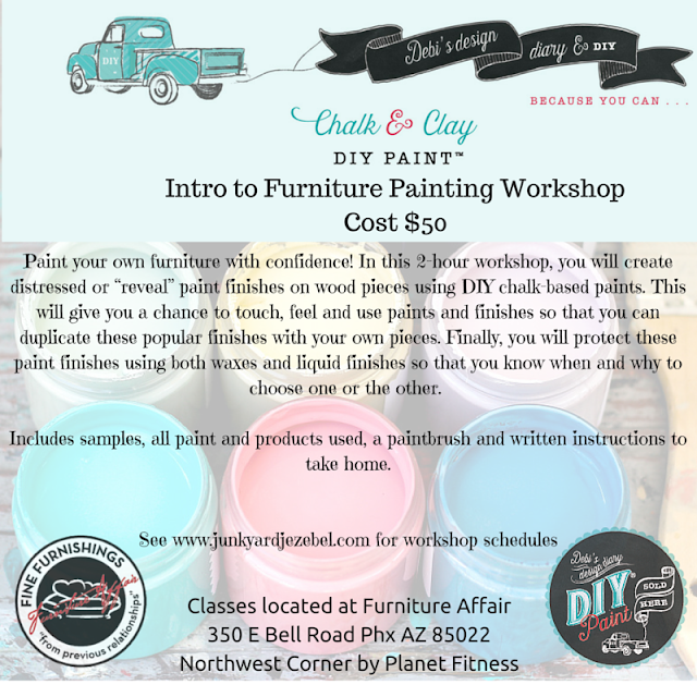 Here Is A Description Of What You Can Expect At An Intro To Furniture  Painting Workshop. Plan On 2 Hours Of Fun And Learning. After This Workshop  You Can ...