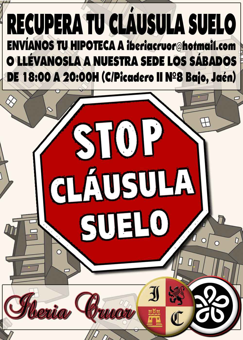 Asociaci n iberia cruor recupera tu cl usula suelo for Clausula suelo hipoteca