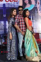 Haranath Policherla Mounika Nishi Ganda Pos at Tick Tock Telugu Movie Trailer Launch Event  0008.jpg