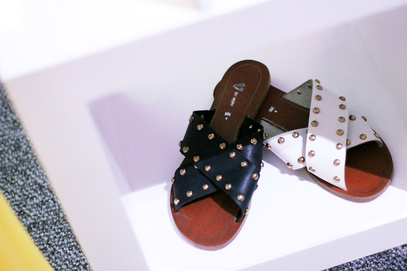 very studded sandals - liverpool fashion blog