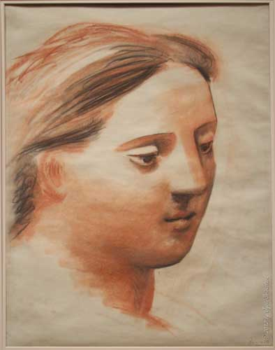 Head Of A Woman Was Made In What Time Period And It Was By Pablo Picasso 89
