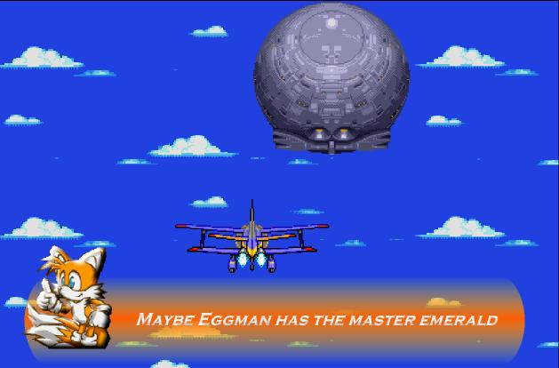 Sonic Chiến Đấu 8