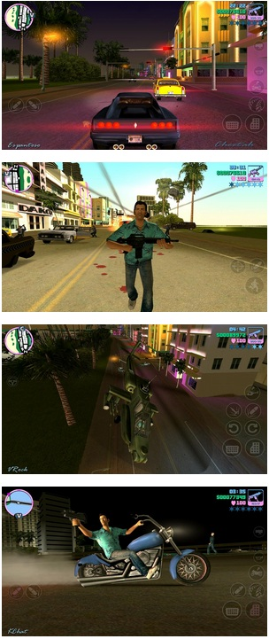 GTA Vice City v1.07 Mod Apk+Data Offline (Unlimited Money)