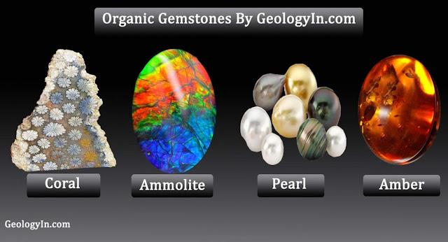 What Are Organic Gemstones?