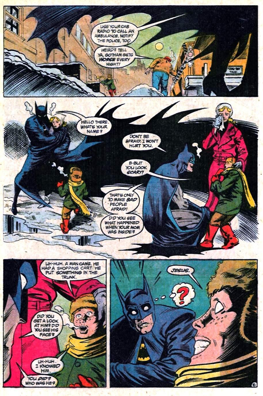 Detective Comics (1937) 592 Page 6