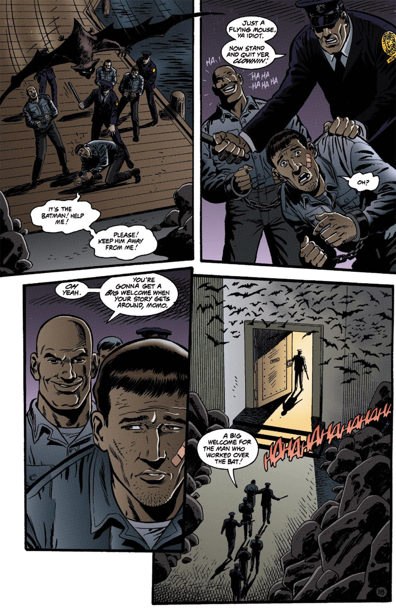 Detective Comics (1937) 719 Page 18