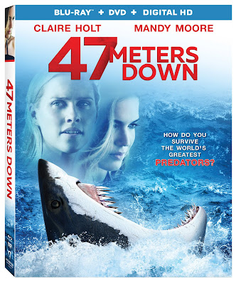 47 Meters Down 2017 Eng 720p BRRip 700Mb ESub x264