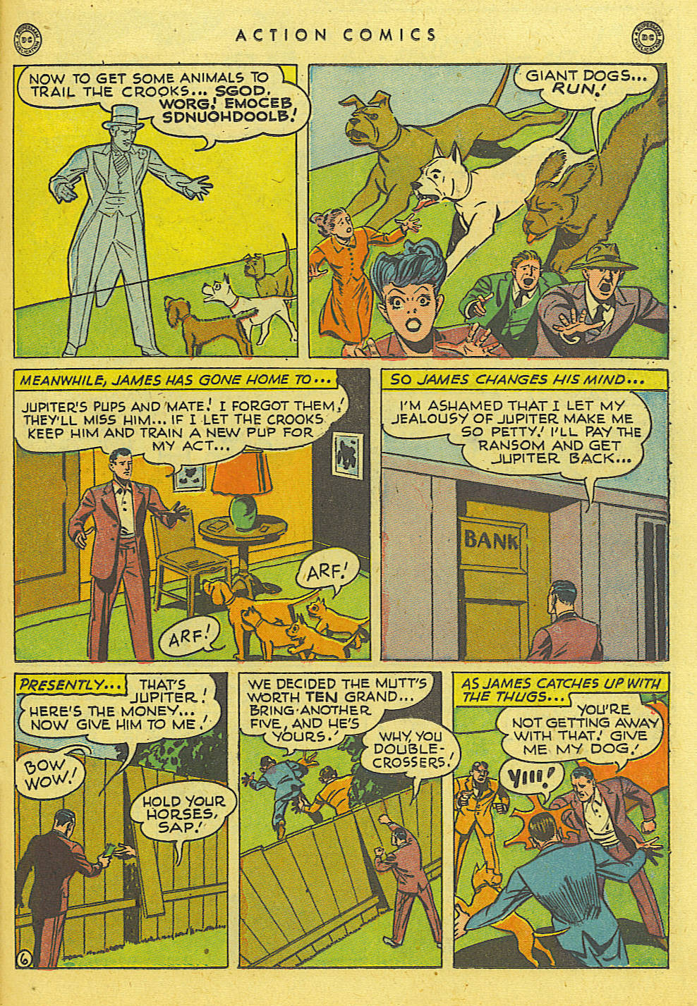 Read online Action Comics (1938) comic -  Issue #114 - 29