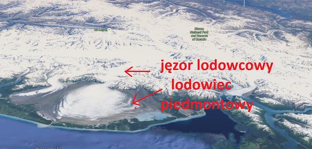 lodowiec piedmontowy