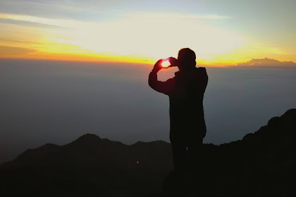Tips Pendakian Gunung Merapi