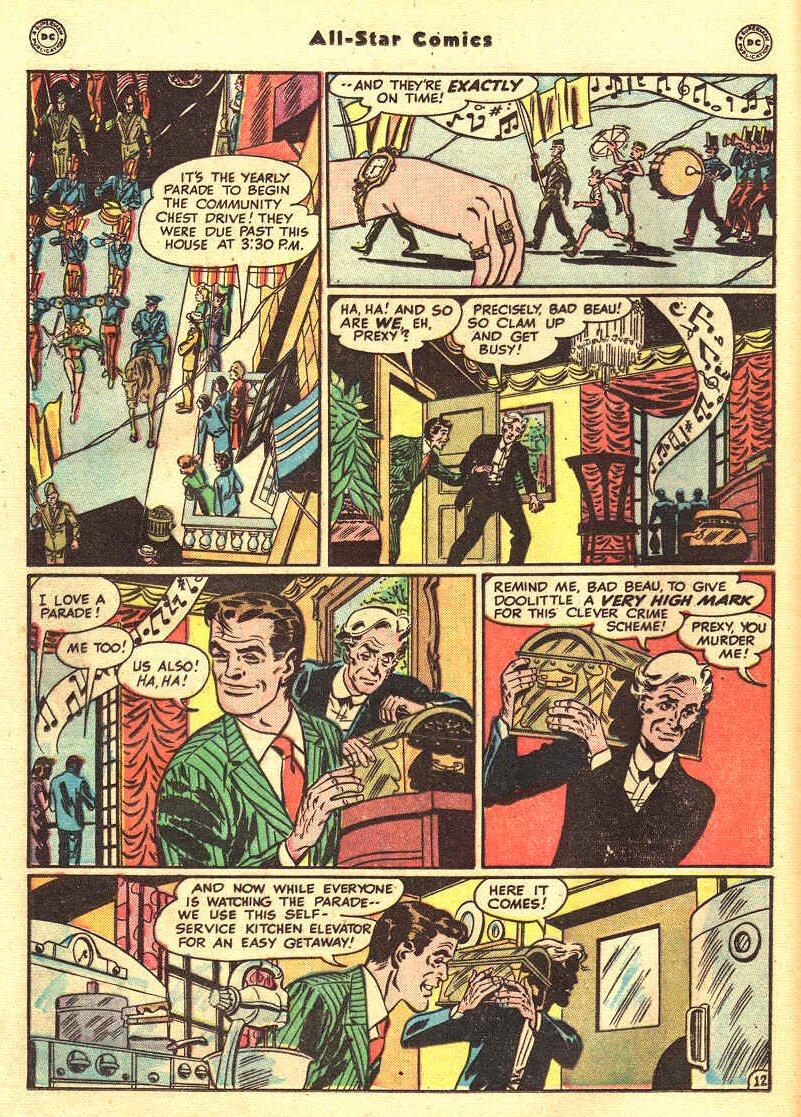 Read online All-Star Comics comic -  Issue #46 - 14