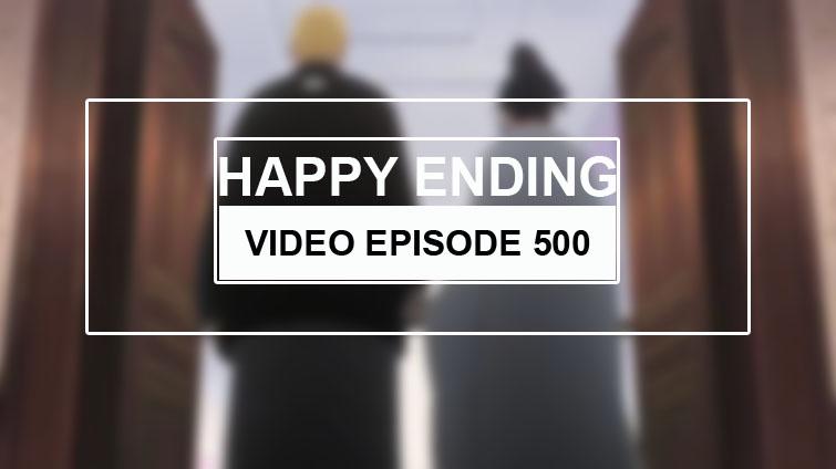 naruto shippuden tamat di video episode 500 hari pernikahan naruto dan hinata