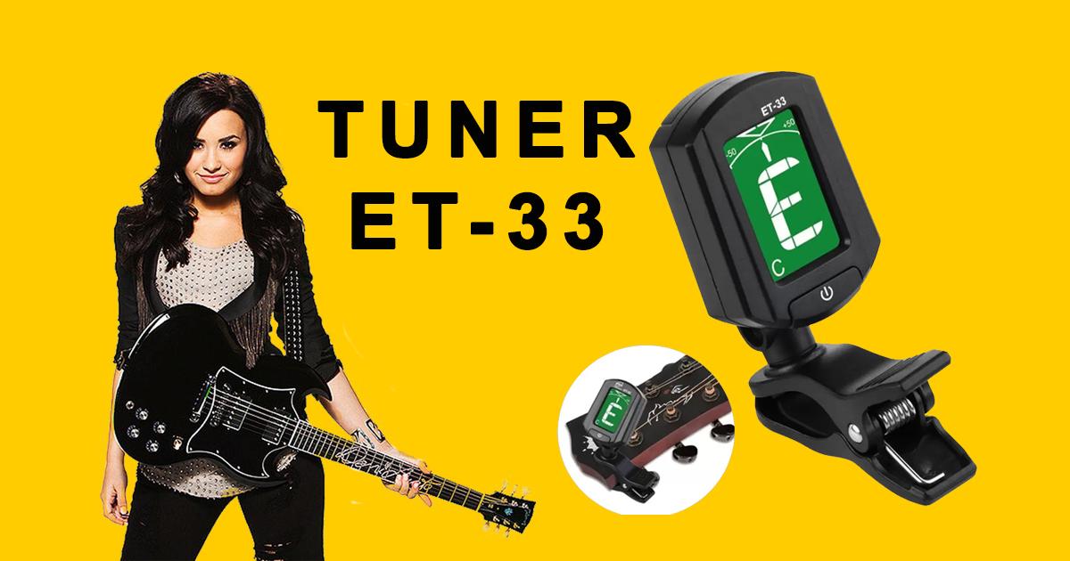 Bán máy lên dây đàn guitar et-33