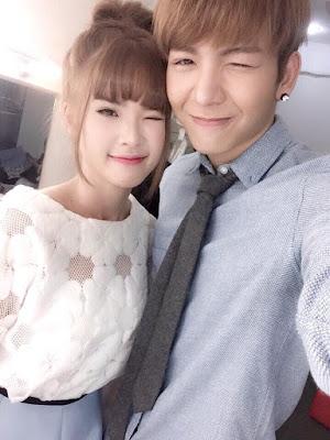 """""""Ghen tỵ"""" với loạt ảnh biểu cảm của Khởi My và Kelvin Khánh"""