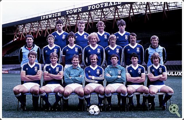 Ipswich UEFA Cup