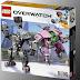 Passatempo: LEGO Overwatch - D. Va & Reinhardt