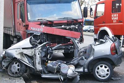 Quatro vítimas mortais de acidentes de viação em Maputo