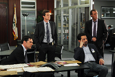 Criminal Minds Mentes Criminales 5x23
