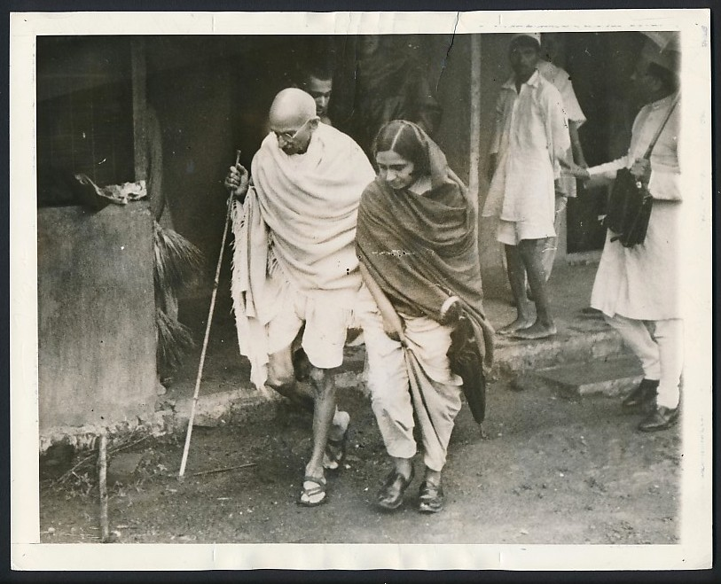 Mahatma Gandhi Relationship With Women