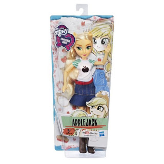 Reboot Equestria Girls Series 2017 MLP Doll Applejack