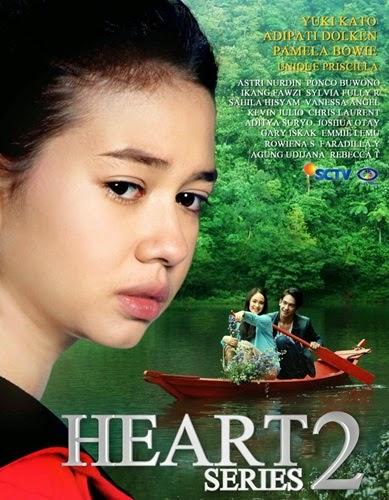Original sound track Heart Series 2. Lagu tema Heart Series 2. Senarai lagu drama sinetron Astro Ria Heart Series 2.