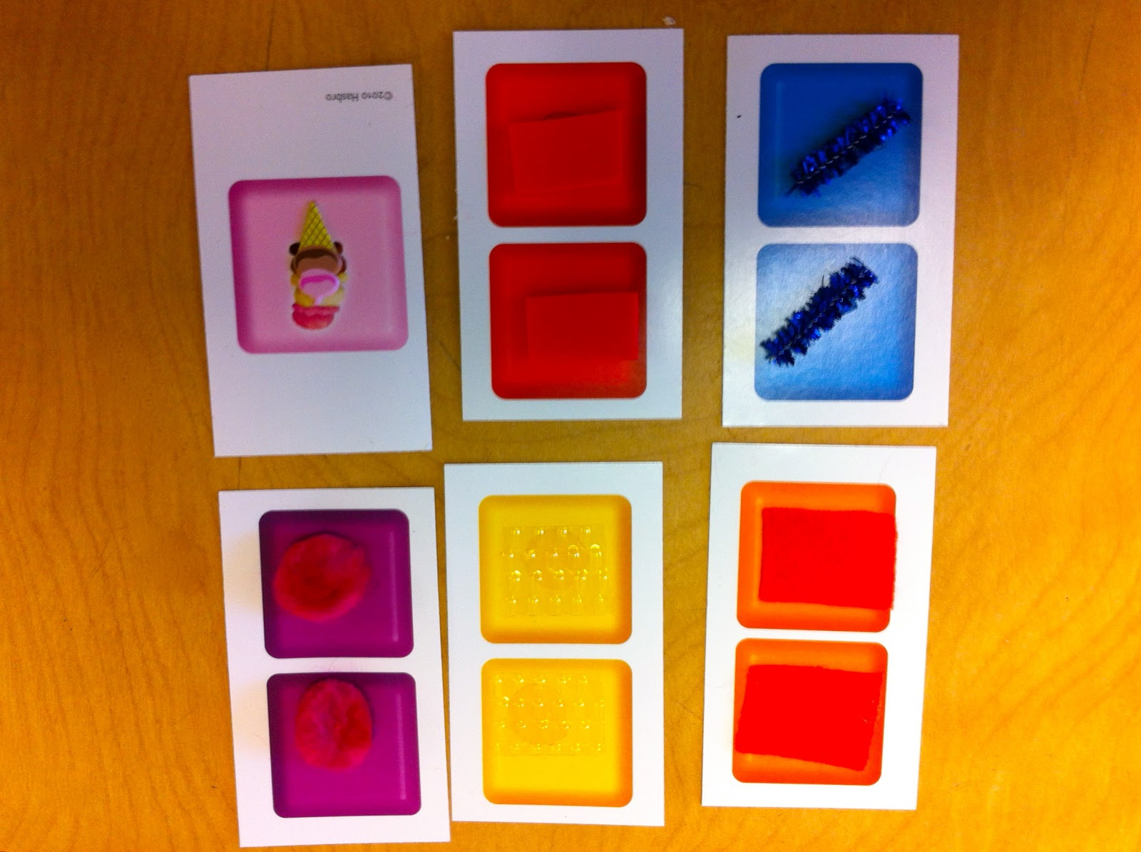 Out Of Sight Teaching Pre Braille Games