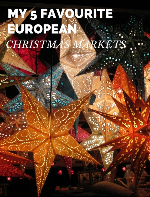 My 5 favourite European Christmas Markets | Happy in Red