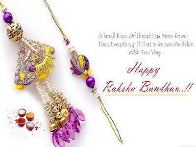 Happy Raksha Bandhan 2017 Wishes