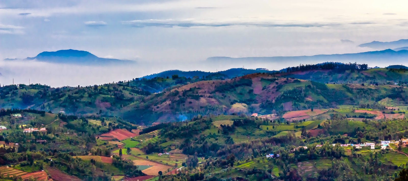 Ooty landscape photo