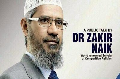 Dr. Zakir Naik Datang ke Indonesia