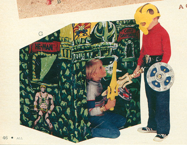 ... in the u002780s with kids desperately longing to visit the Sorceress and learn of its secret powers. Even though the play tent version is somewhat basic ... & The Best Themed Play Tents of the u002780s - Rediscover the 80s