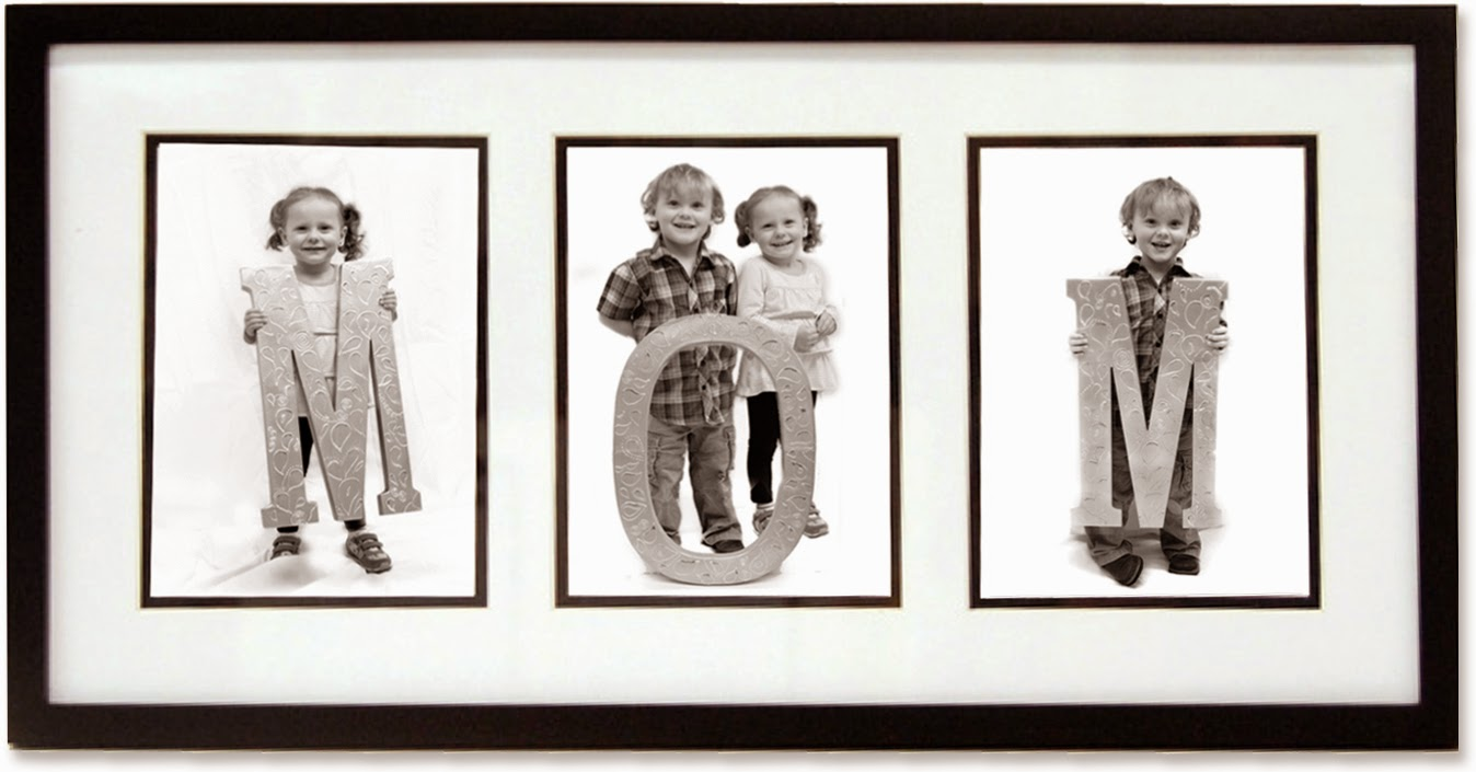 Kids MOM Photo Shoot and Frame