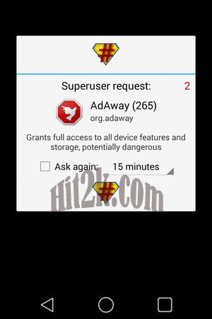 block ads on your Android