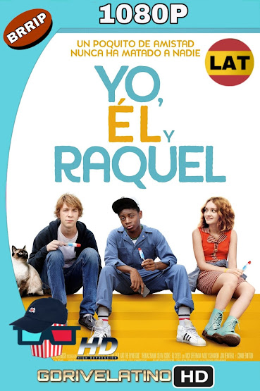Yo, él y Raquel (2015) BRRip 1080p Latino-Ingles MKV
