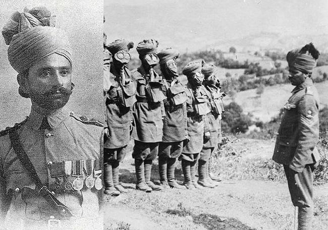 Fakta heboh lebih dari 400.000 tentara Muslim membantu Inggris dalam Perang Dunia I namun mengejutkan banyak orang Inggris tidak tahu.