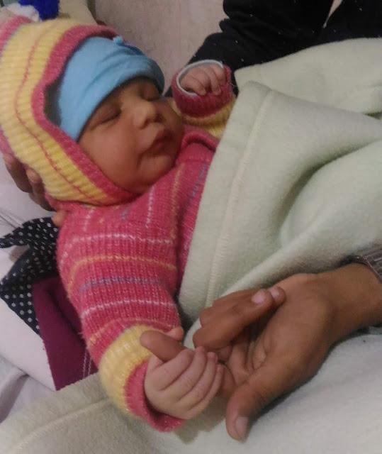 Newborn Hiccups and Newborn Sneezing